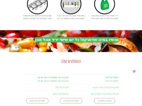 מיגו מסעדה אוכל מוכן וקייטרינג ברעננה